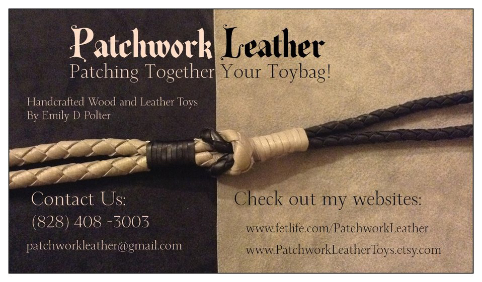 Patchwork Leather