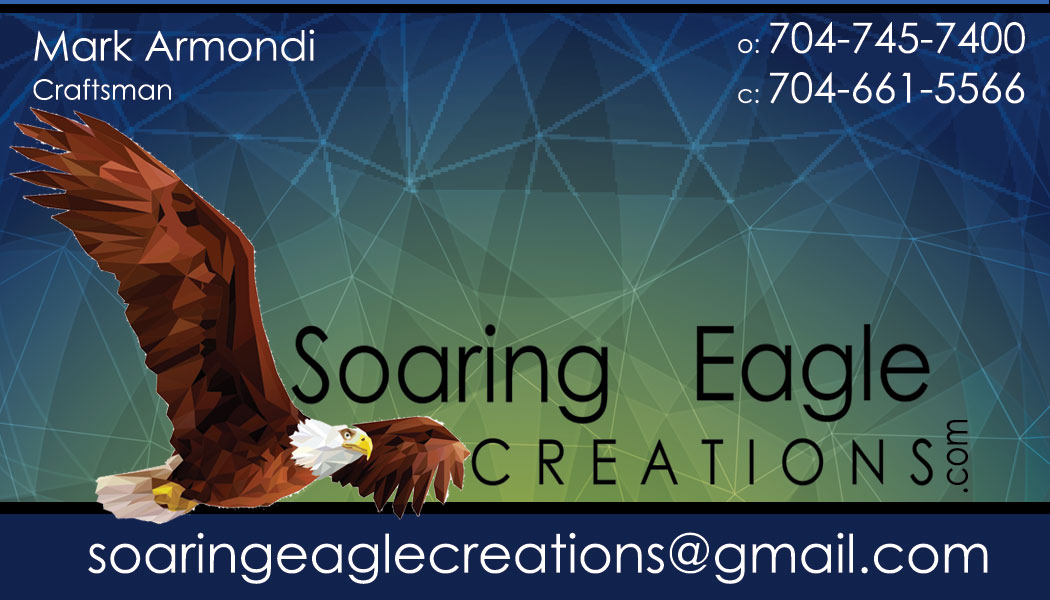 Soaring Eagle Creations Banner